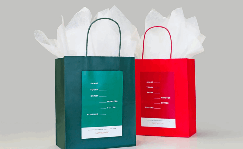 Missing Cookie Bag gift bags